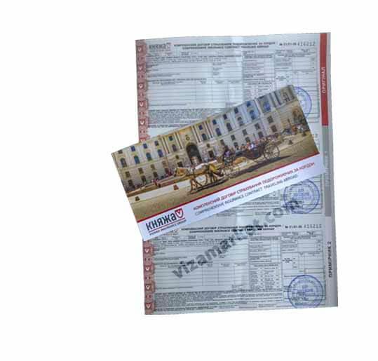 лучшие вариант оформления страховок для визы в компании визамаркет от княжа фото