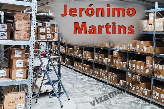 работа на складах jeronimo в польше от компании визамаркет фото