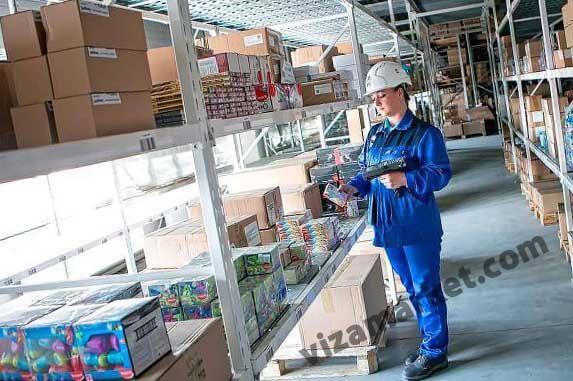 вакансия на складе интернет магазина в чехии от виза маркет фото