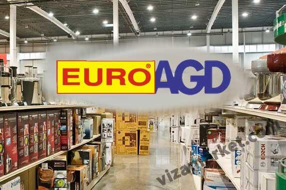 вакансия работы на складе euro rtv agp в Польше фото