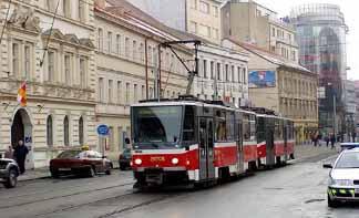 Жизнь в Чехии и её удобный городской транспорт фото