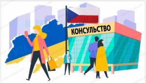 Все о консульствах Чехии в Украине, 2020 год