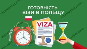 перевірити готовність польської візи для українців у 2020 році