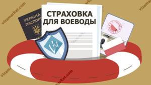 Выбор страховок для воеводской визы в Польшу